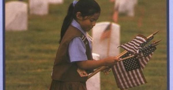 memorial day facts for kid