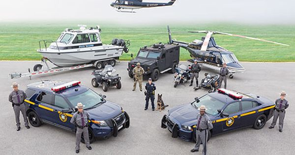 New York State Police Special Operations Units State Police Emergency Vehicles Police Cars