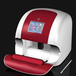 Nail Printer Machine Digital Nail Art Printer Type A With