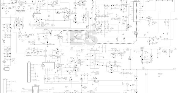 Lg 42lg5000 - Smps Power Supply Lgp42-08h