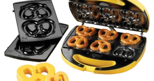 Soft Pretzel Factory. Make your own soft pretzels at home. Great gift