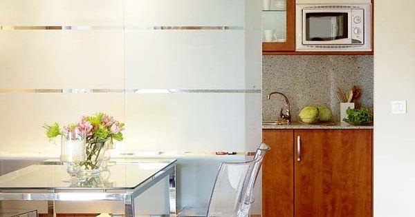 Dividir cocina de comedor espacios reducidos pinterest for Dividir cocina comedor