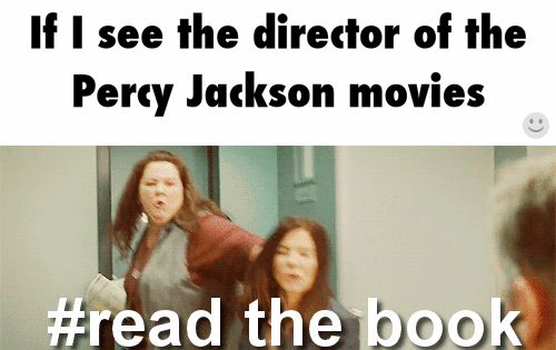 Actually I'd do it with just about every book to movie director