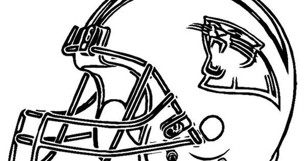 carolina panthers coloring page