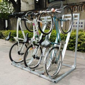 Heisser Verkauf Semi Vertikale Fahrradstander Und Fahrrad