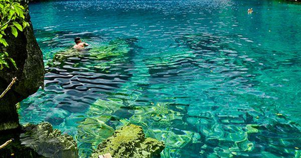 Philippines, Kayangan Lake, Coron islands, Palawan. Tropical vacation. Tropical waters. Honeymoon destination.