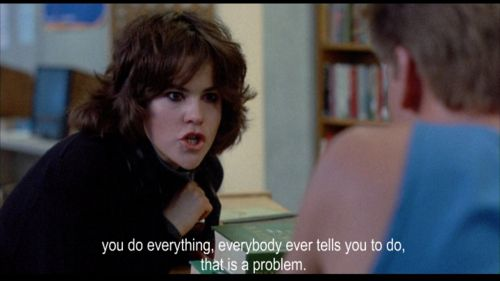 This girl was the realist | Breakfast club quotes, The ...