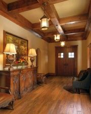 What Colors Look Good With Natural And Stained Wood Paint Colors For Living Room Living Room Colors Wood Trim