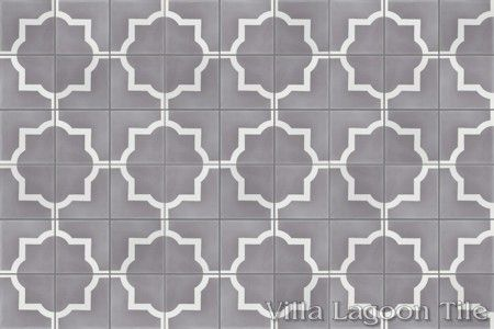 Piazza grande cement tile in a 9x6 layout stone tile for Bathroom ideas 9x6