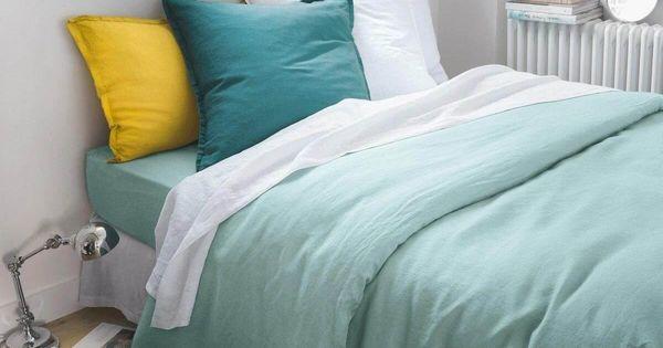 Shopping la parure de draps en lin draps de lin for Dessus de couette