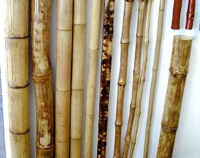 Bamboo curtains, Curtain rods and Curtains on Pinterest
