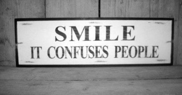 عبارات عن الابتسامة بالانجليزي عبارات عن الابتسامة بالانجليزية Creative Art Serious Quotes Wood Signs