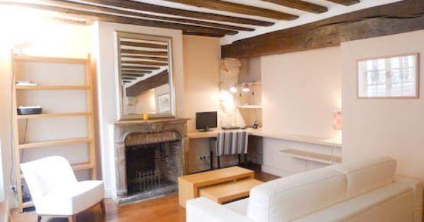 Byp 298 Furnished 2 Bedroom Apartment For Rent 60 M Rue De Bievre Paris 5 2400 M 1000 W Appartement Meuble Bievre Quartier Latin