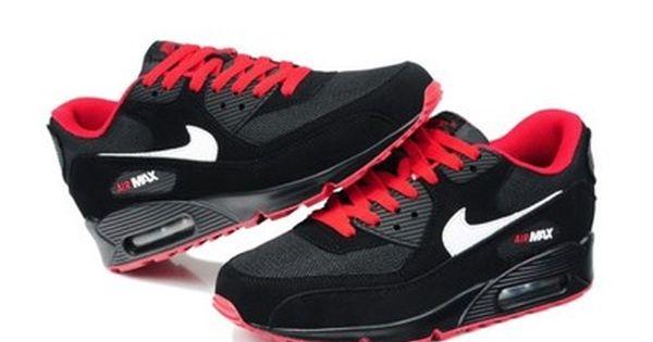 Nike Air Max 90 Czerwone R 36 45 Wyprzedaz 40 6786116674 Oficjalne Archiwum Allegro Nike Air Max Athletic Shoes Nike Men S Athletic Shoes