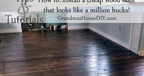 how To Install A Wood Floor Yourself 28 Images