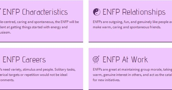 Intp enfp dating
