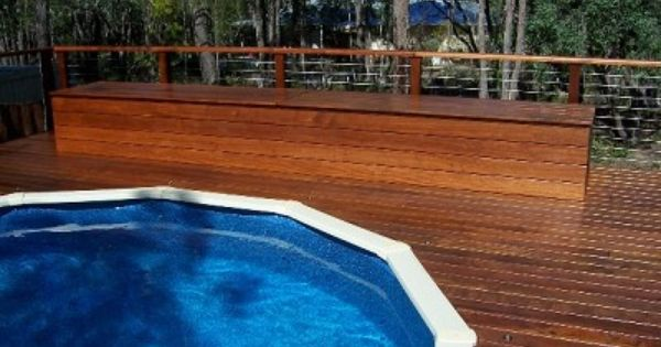 building above ground pool deck timber decking perth composite decking outdoor jarrah decking perth