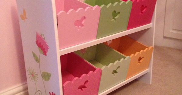 Kids Toy Organization Bedroom