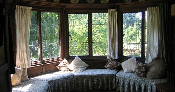 Beautiful Window Seat At Wightwick Manor Alcoves And Nooks