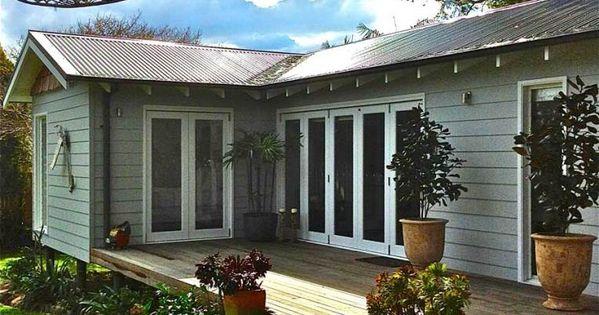 Backyard Cabins Granny Flats Great Pin For Oahu