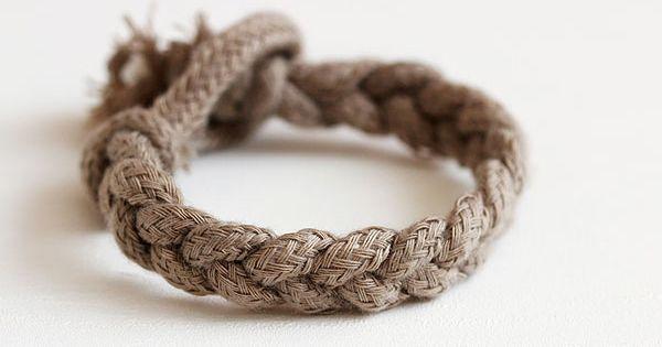 knotted Bracelet