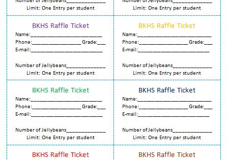 Avery raffle ticket templates pinteres for Avery event ticket template