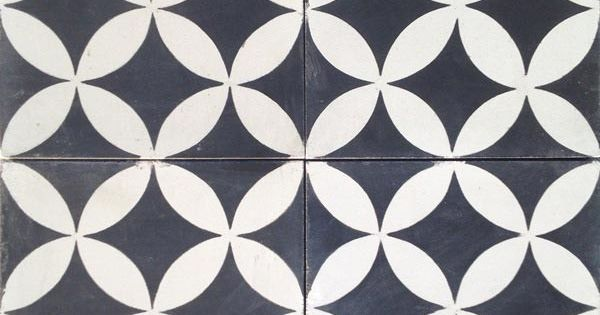 10 Easy Pieces Handmade Patterned Tiles Style