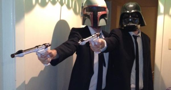 26 Fantastic Examples of Star Wars Cosplay   Awesome, The ...  Reservoir Dogs Cosplay