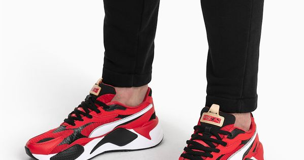 Basket RS X3 Chinese New Year in 2020 | Black puma shoes