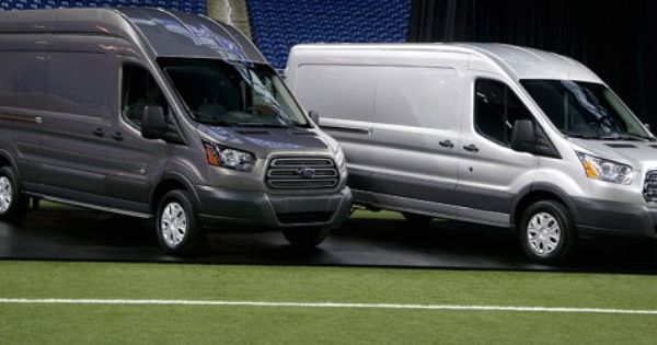 Ford Transit 350 Long Wheelbase And High Roof Model Right