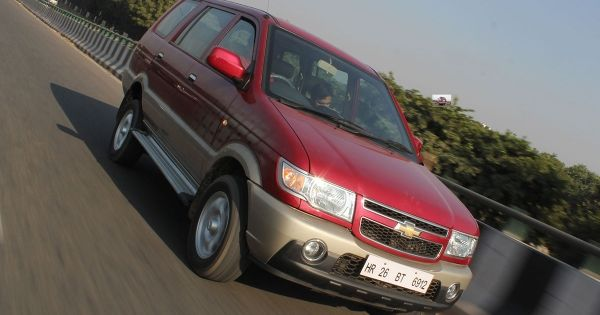 Chevrolet Tavera Tavera Has Been Around For A Long Time In India