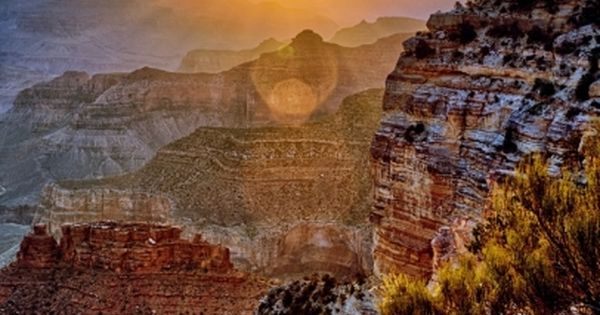 Nature Photography - Google+ Sunrise at GrandCanyon, USA, naturephotography