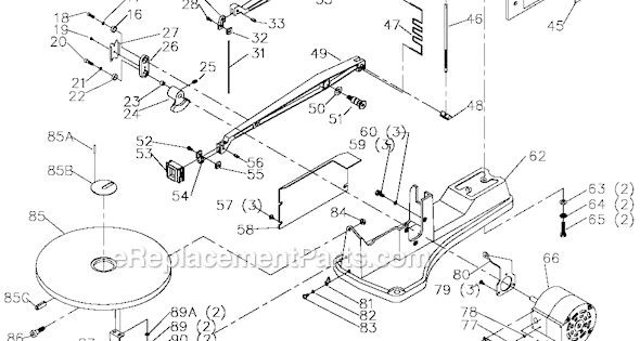 delta 40-530 parts list and diagram