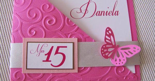 Tarjetas de invitaciones de 15 a os bonitas y modernas for Decoraciones para 15 anos modernas