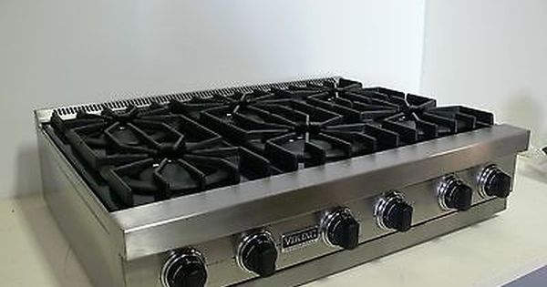 Viking Vgrt360 6bss 36 034 6 Burner Professional Stainless Steel Rangetop Stove Home Decor Kitchen Home Decor Cooktop