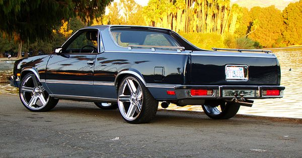The Count Of El Camino Chevy Trucks Dream Cars Chevy Muscle Cars