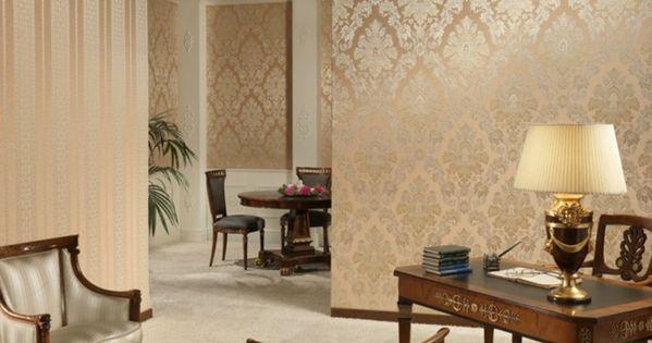 wohnzimmer tapeten luxuriöse wandtapeten | einrichtung | pinterest, Innenarchitektur ideen