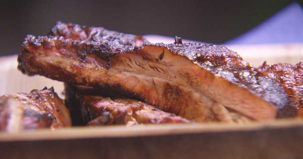Hickory and Coffee Ribs - Winning spice rub and bbq sauce from ...
