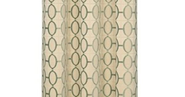 Frontgate Brenn Curtain Panel Curtains Paneling