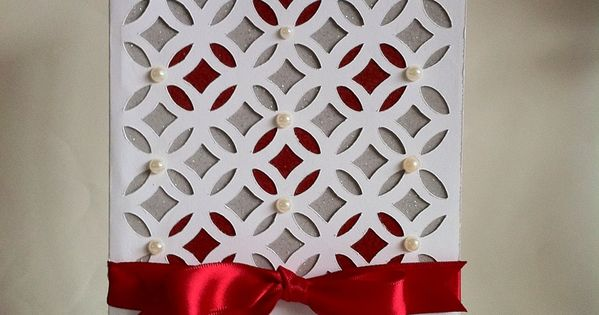 Courtney Lane Designs: elegant Peace easy Christmas card PolisChristmasProject PolisPinterestProject