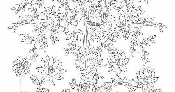 advanced nature coloring pages - photo#18