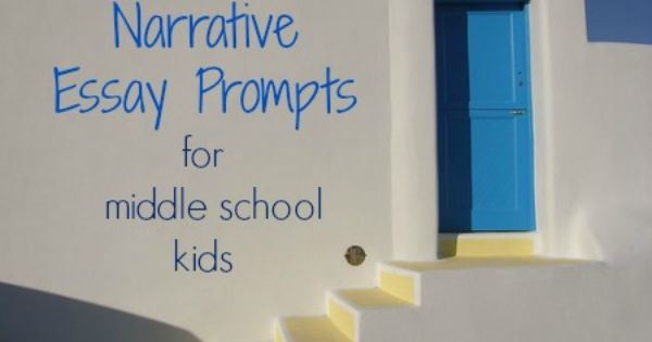 creative writing prompts middle schoolers The national writing project's 30 ideas for teaching writing offers successful strategies contributed by experienced middle school teacher at marin.