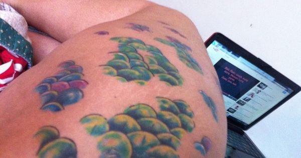 Mermaid Scales Tattoo, Scale Tattoo And Mermaid Scales On