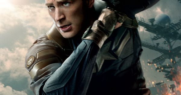 Captain America: The Winter Soldier. Great film. And a great performance from