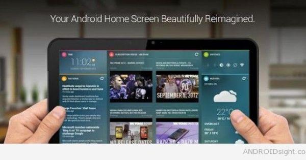 Chameleon Launcher For Tablets V1 0 1 Android Apk Download