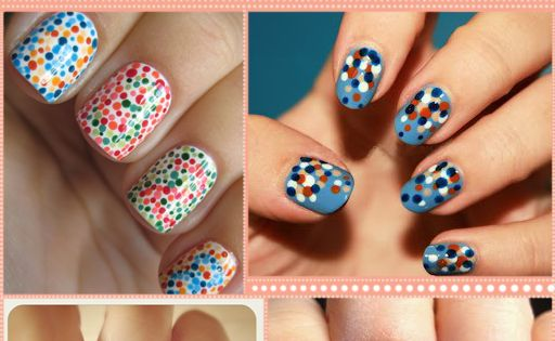 nail art - nail design - NAILS - how to make your