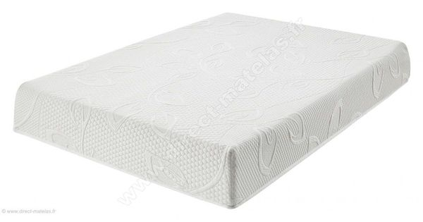 matelas direct matelas memoty 120x190 matelas m moire de forme pinterest. Black Bedroom Furniture Sets. Home Design Ideas