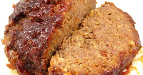 meatloaf recipe | Sweet Pea's Kitchen » Brown Sugar Meatloaf