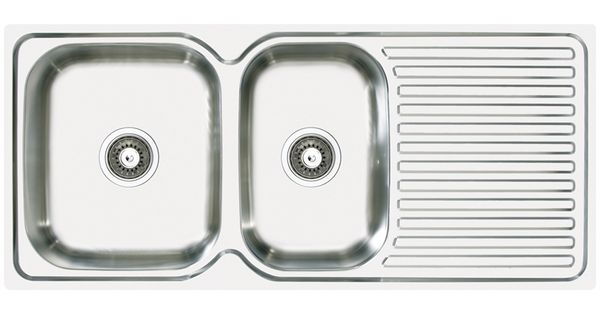 Abey 1.75 Single Bowl Stainless Steel Sink LH I/N 5110073 Bunnings ...