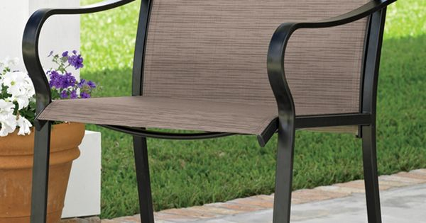 High Back Patio Furniture: Extra-Wide High-Back Patio Chair
